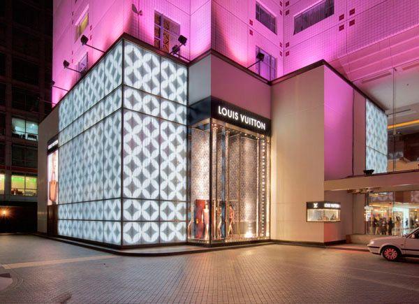 路易威登北京王府半岛酒店精品概念店尊贵升级亮相