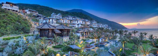岘港新半岛洲际度假酒店于越南瞩目登场
