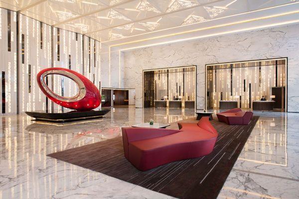 上海万豪酒店集团_万豪国际宣布上海宝华万豪酒店盛大开业