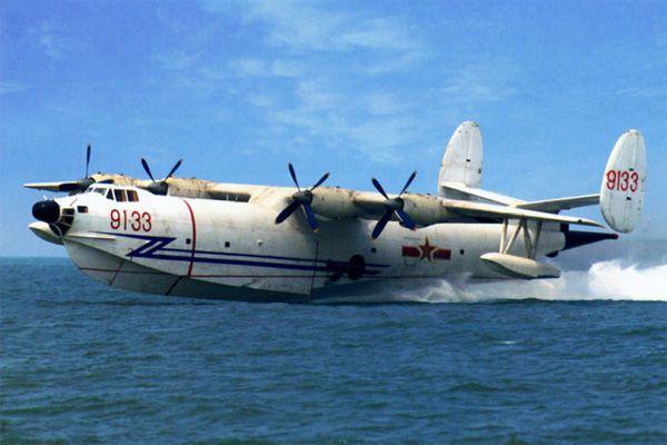 中国造全球最大水陆两栖飞机